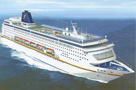 The Rise Fall Of Festival Cruises Crocierecouk - How much do cruise ships make