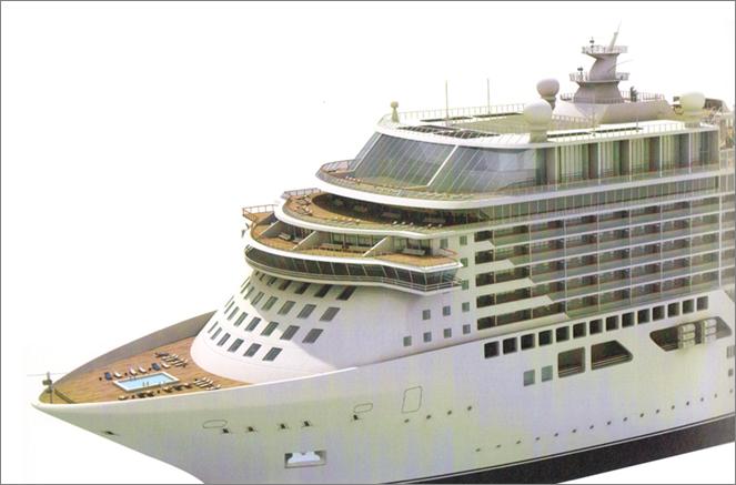 Cruise Ship Concept Crocierecouk - Princess cruise ship fire
