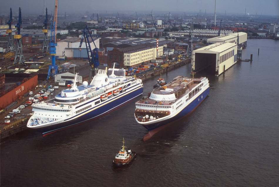 The Rise Fall Of Royal Olympic Cruises Crocierecouk - Where is a cruise ship now
